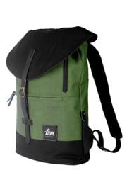 Hem Concept Mono Backpack Green/Black