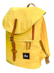 Hem Concept Mono Backpack Yellow