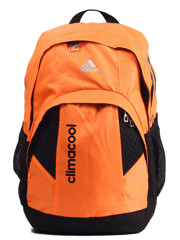 Adidas Clima Z26121 Backpack (M) D.Orange