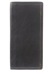 Handmade Long Wallet Black