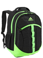 Adidas Stratton Backpack (M) Black/Green