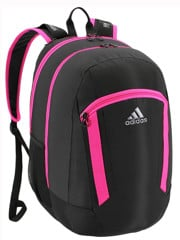Adidas Excel II Backpack Black/Shock Pink