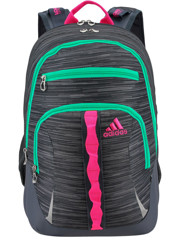 Adidas Prime II Backpack XXL Grey/Green