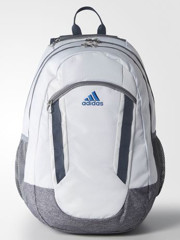 Adidas Excel II Backpack (M) White