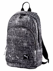 Puma Academy Backpack Black/White