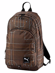Puma Academy Backpack Brown