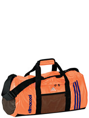 Adidas Clima Team Bag Medium (M) Orange