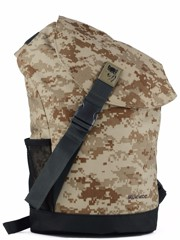 Mikkor The Arnold Backpack Camo