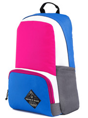 United By Blue Student Backpack (M) Pink/Blue