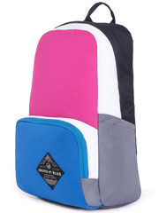 United By Blue Student Backpack (M) Pink/Black