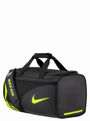 Nike Max Air Small Bag (M) Black/Green
