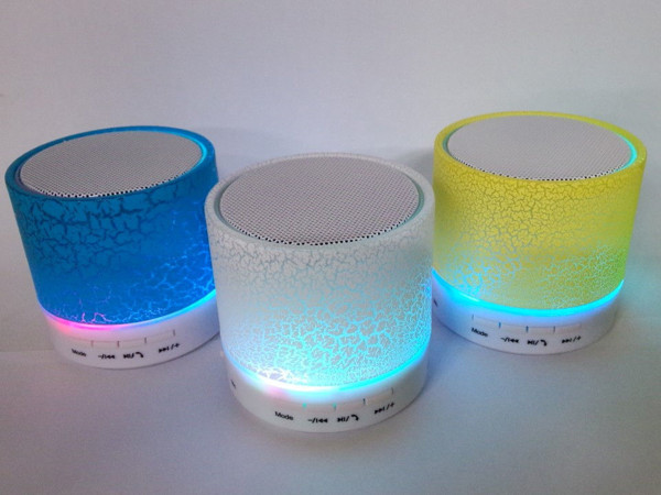 LOA BLUETOOTH M893 - ĐÈN LED