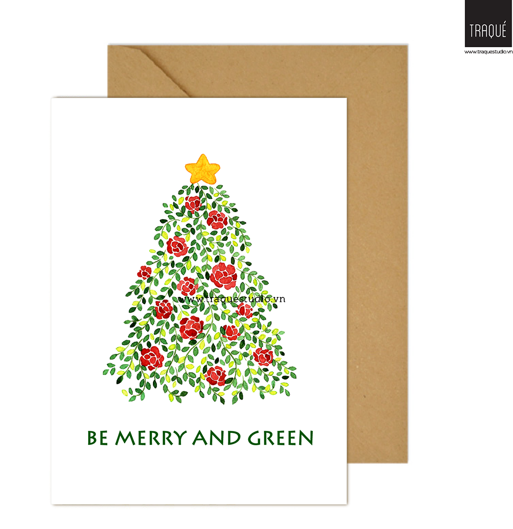 Be Merry and Green