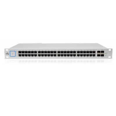 UniFi US-48-500W Switch PoE Gigabit 24V & 802.3AF/AT (48 Port)