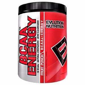 EVL BCAA 30 servings