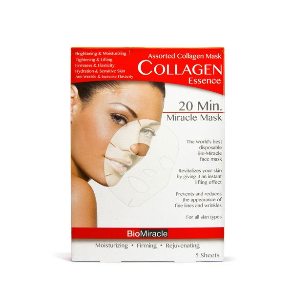 Assorted Collagen Mask (5 pcs)