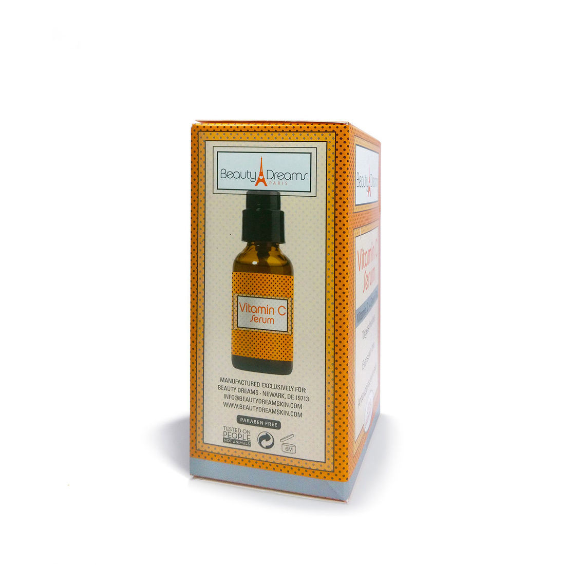 Vitamin C Serum (Vitamin C+ Green tea)