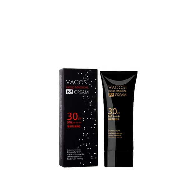 VACOSI GOLD MAGICAL BB CREAM WHITENING