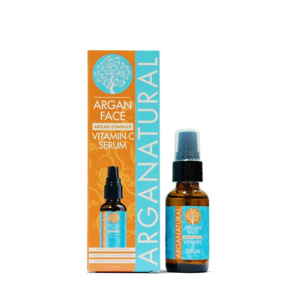 ARGAN FACE – VITAMIN C SERUM