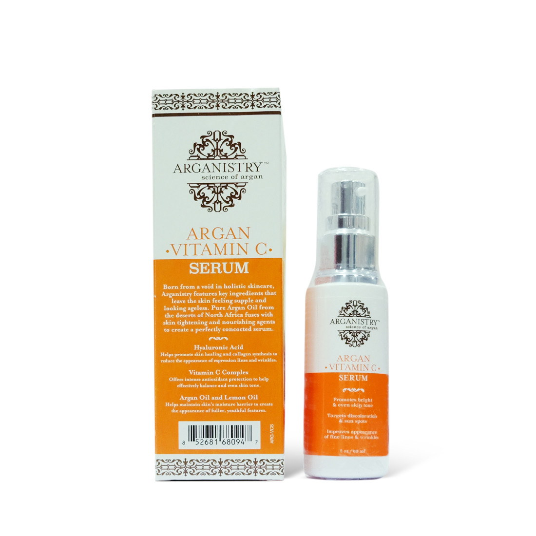 ARGAN VITAMIN C SERUM