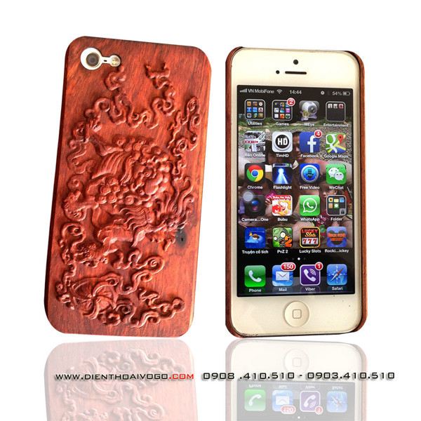 Case gỗ Iphone5/5s
