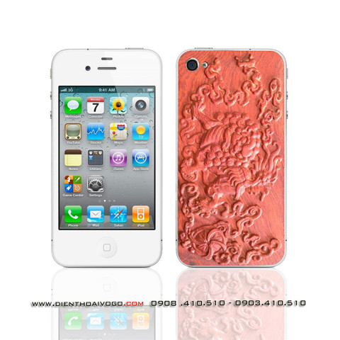 Case gỗ Iphone 5/5S