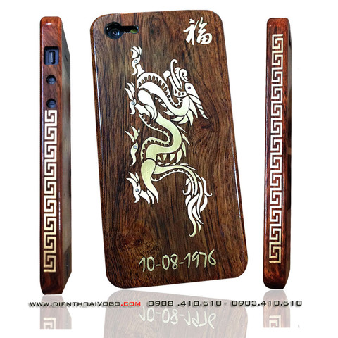 Case gỗ Iphone5/ 5s