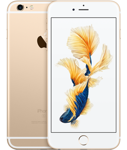 iPhone 6s Plus - Gold (16GB)