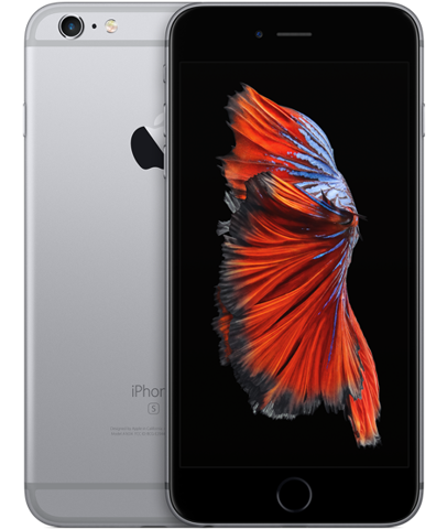 iPhone 6s Plus - Space Gray (128GB)
