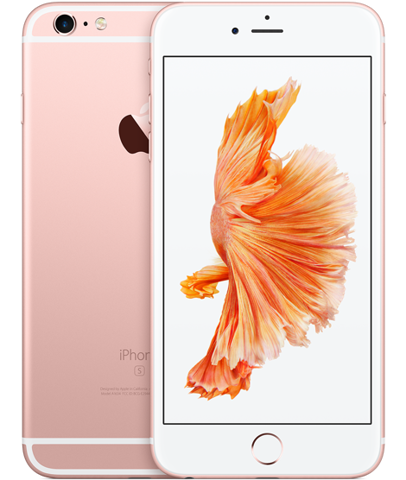 iPhone 6s Plus - Rose Gold (16GB)