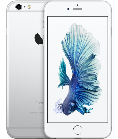 iPhone 6s Plus - Silver (128GB)