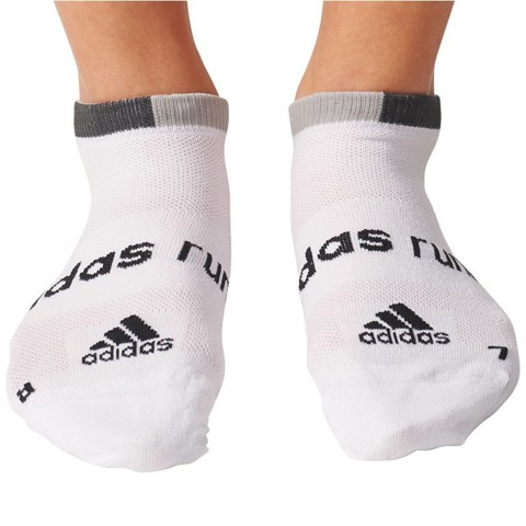 Vớ thể thao Adidas Performance No-show Thin AA2259 (Trắng )
