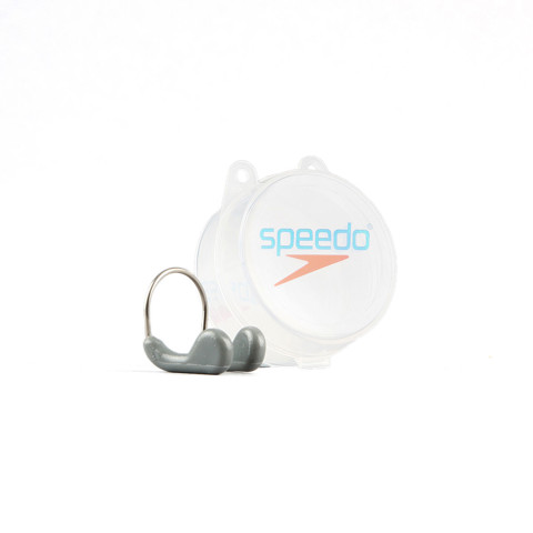 Speedo - Competition Noseclip Grey/Blue