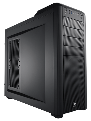 Carbide Series™ 400R Mid-Tower Case