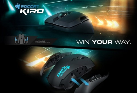 Chuột Roccat Kiro - Gaming mouse