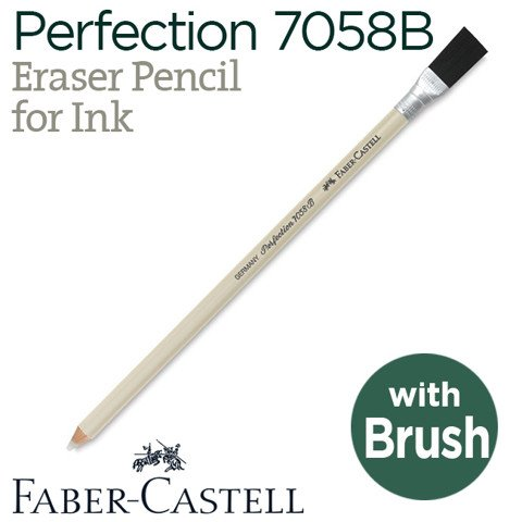 Bút gôm Faber-Castell Perfection 7058B