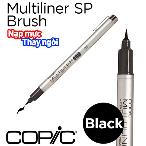 Bút lông Copic Multiliner SP