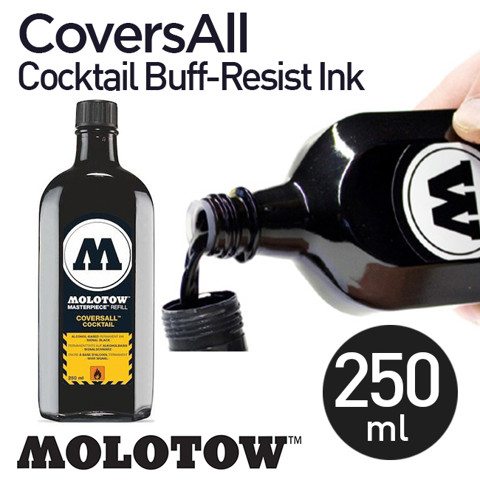 Mực chai Molotow CoversAll Cocktail Buff-Resist
