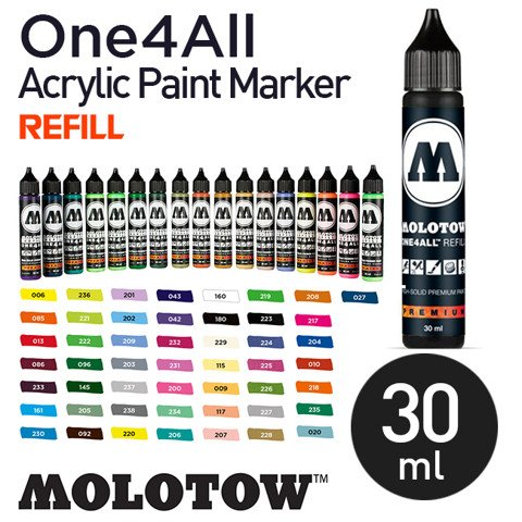 Mực nạp One4All Acrylic Paint