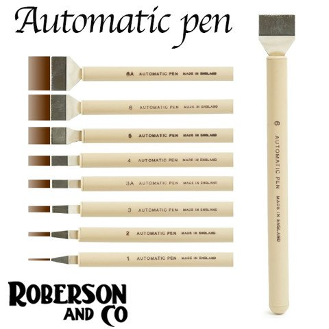 Automatic Pen, one-line