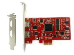 Card Capture PCI-E to HDMI 2Port (card ghi hình)
