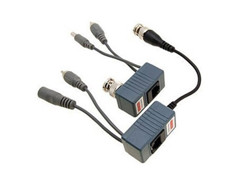 Video, audio, power balun
