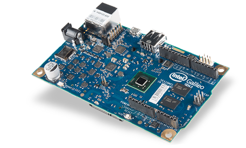 Intel® Galileo Development Board (Gen 2)