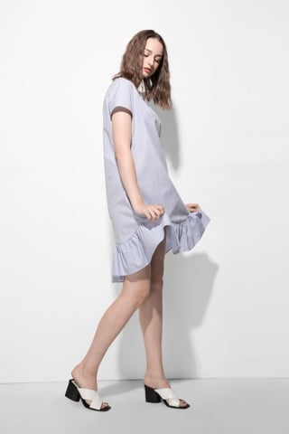 Frilled Dress
