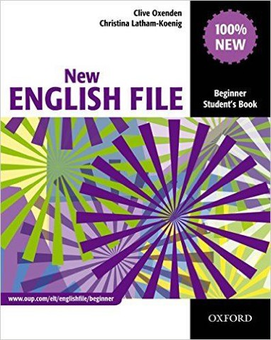 New English File Beg: Student Book