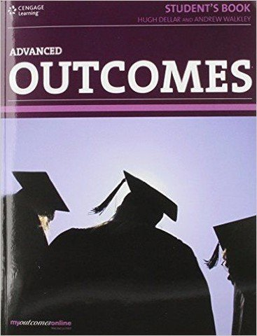 Outcomes Adv: Student Book with Pincode & Vocabulary Builder