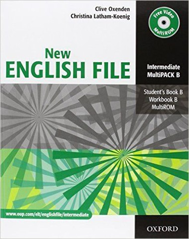New English File Inter: MultiPACK B