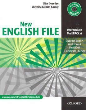 New English File Inter: MultiPACK A