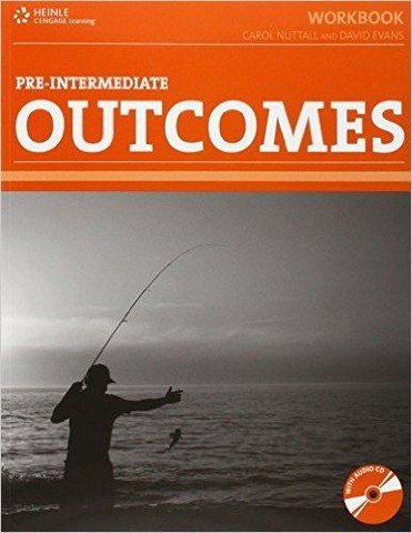 Outcomes Pre-Inter: Workbook with Key & Audio CD