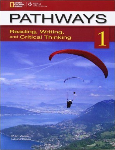 Pathways - Reading, Writing 1: Student Book with ONLINE Work Book STICKER CODE